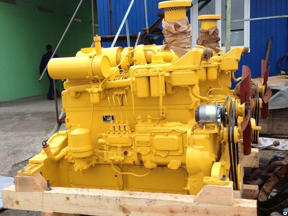 Двигатель Д-160 Д-180